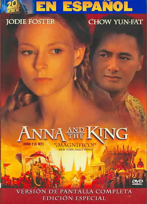 ANNA AND THE KING BY FOSTER,JODIE (DVD)